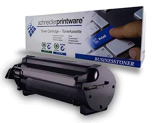 Preisvergleich Produktbild XXL BUSINESS Toner ersetzt Lexmark 502H / 50F2H00 für MS310 MS312 MS315 MS410 MS510 MS610, 5000 Seiten Schwarz