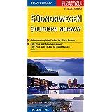 Cartes de voyage sud Norvège