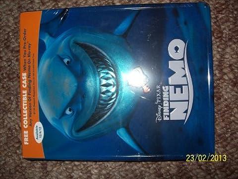Finding Nemo (Disney / Pixar) Limited 2 Disc Edition Steelbook (Metal Tin/Box)