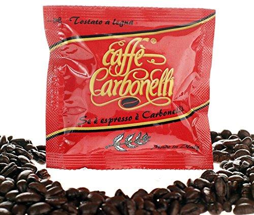 150monodosis ESE Café carbonelli Miscela Forte