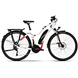 Haibike E-Bike SDURO Trekking 6.0 Damen 500Wh 20-G XT 18 HB YWC White/red/Anthracite Small