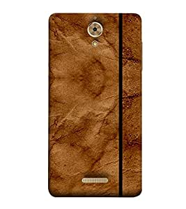 Takkloo Stone shade pattern ( Brown pattern, classy pattern, beautiful pattern) Printed Designer Back Case Cover for Coolpad Mega 25D