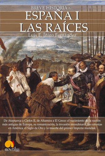 Breve historia de España I de [Fernández, Luis Enrique Íñigo]