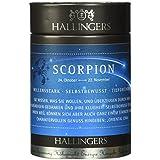 Hallingers Tee Sternzeichen Skorpion Premiumdose, 1er Pack (1 x 120 g)