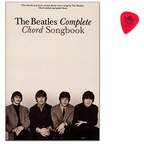 The Beatles Complete Chord Songbook - great collection features all 194 songs...