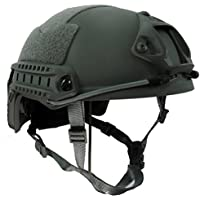 Kss Tactical ligero ops-core Fast MH tipo casco Gris gris