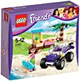 Lego Friends 41010 - Olivias Strandbuggy