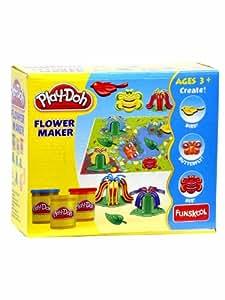 Funskool Play Doh Flower Maker