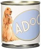 ADOC Naturale Pollo con Riso e Carote per cani adulti, confezione da 16 pezzi