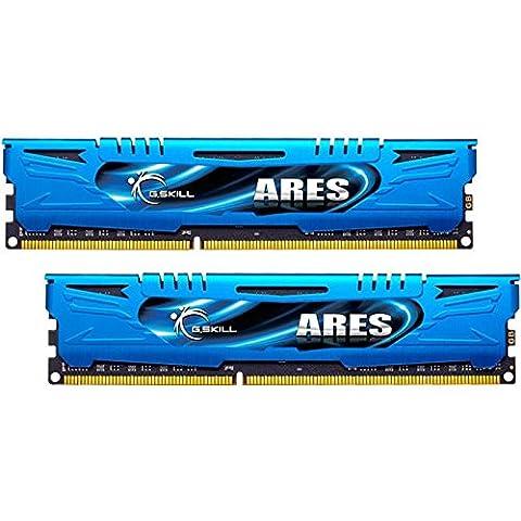 G.Skill F3-2133C10D-16GAB - Memoria RAM DDR3 de 16GB (2133MHz, CL10)