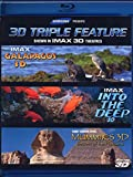 Samsung IMAX 3D Triple Feature: Galapagos, into The Deep, Mummies: Secrets of The Pharaohs Blu-Ray Player