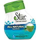 Stur - agua líquida potenciador coco agua-Original - 1,28 oz.