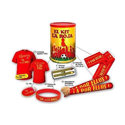 Dabuty Online, S.L. Pack de España para el Mundial. Kit de Productos...