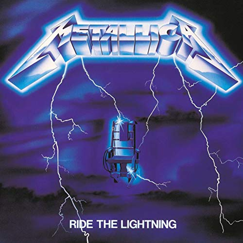 Metallica: Ride the Lightning (Remastered 2016) (Audio CD)