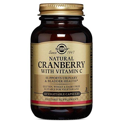 Solgar Cranberry 60 Vegetable Capsules