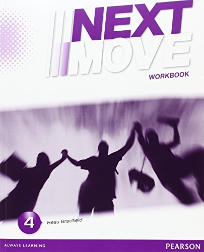Next Move Spain 4 Workbook por Katherine Stannett