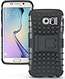 S-Hardline Tough Dual Armor Kick Stand case for Samsung Galaxy S6 Edge Plus