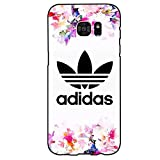 Beautiful Hot Shelling Adidas Phone Case Cover for Samsung Galaxy S7 Edge Adidas Luxurious Design
