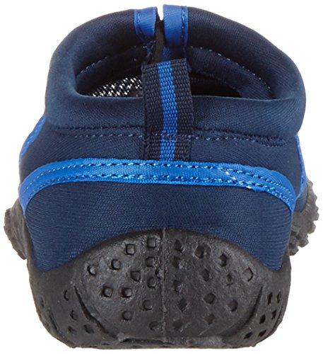 Beck - Aqua, Scarpe da Spiaggia e Piscina Unisex – Adulto blu (dunkelblau)
