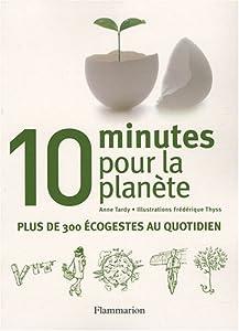 """Afficher """"10 minutes pour la planète"""""""