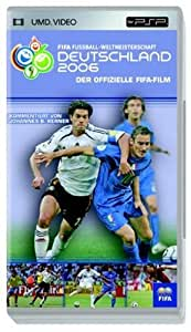 Fifa Fussball-Weltmeisterschaft Deutschland 2006 [UMD pour PSP] [Import allemand]
