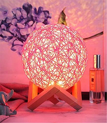 Star Lamp-Projektor, Rotierender Stern-Mond-Himmel-Projektor, romantische Babyraumlampe, Valentinstag-Geschenk Dimmbare Funktion, ideales Geschenk für Kinder und Kinder