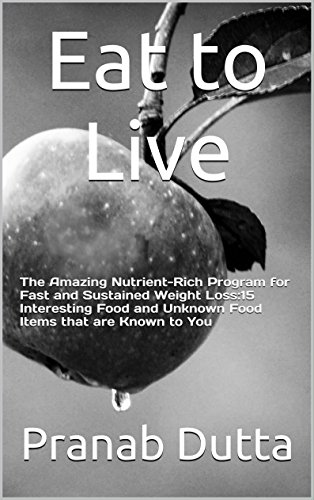 Eat to Live: The Amazing Nutrient-Rich Program for Fast and Sustained Weight Loss:15 Interesting Food and Unknown Food Items that are Known to You (Lose Weight Book 1) (English Edition) - Apricot Smoothie