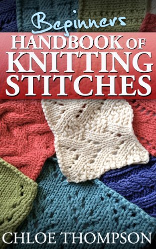 Beginners Handbook of Knitting Stitches: Learn How for sale  Delivered anywhere in UK