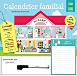 Calendrier familial marabout 2016/2017