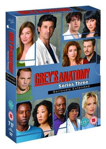 Grey's Anatomy - Series 3 - Complete