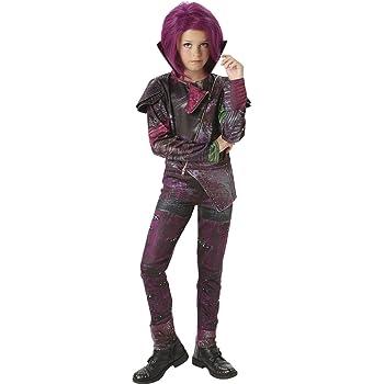 The Descendants Evil Deluxe Costume For Girls M 5 6 Años Amazon