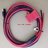 Generic 2pcs/lot Power Cable for GM338,GM3188,GM300,GM950,GM3688,CM140,MCX760,CDM750 etc Mobile Car radio basic radio 12V 3m
