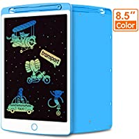 LCD Writing Tablet, Coovee 8.5 Inch Digital Ewriter Electronic Graphics Tablet Portable Mini Board Handwriting Pad Drawing Tablet Suitable for Kids Home School Office