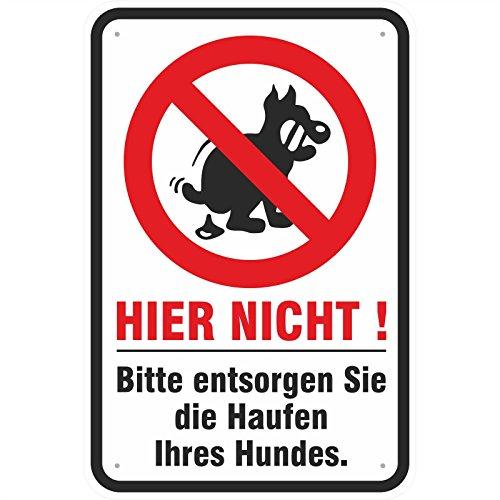 Hunde Kacken Verboten