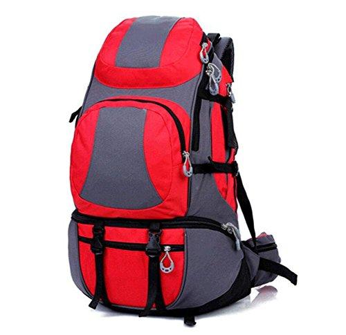 DONG Outdoor / 40L / bulk / Berg Tasche red