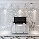 Wall Papers Home Decor IMPERMEABILE PVC 3D Wallpaper Salotto Bagno carta da parati accessori per pareti 3d