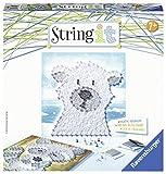 Ravensburger- String It midi Cute Animals Loisir Créatif, 4005556180547