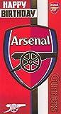 from Arsenal F.C. Arsenal Birthday Card