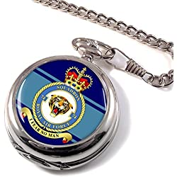 No. 74 Squadron Royal Air Force (RAF) Pocket Watch