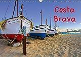 Costa Brava (Wandkalender 2018 DIN A3 quer): Wunderbare Landschaften und romantische Staedte am Mittelmeer (Monatskalender, 14 Seiten ) (CALVENDO ... [Apr 04, 2017] 2015 by Atlantismedia, (C) - C) 2015 by Atlantismedia