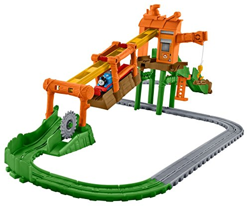 Thomas & Friends FBC60 Adventures Misty Island Zip-line Playset