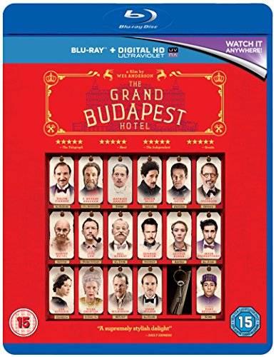 Bild von The Grand Budapest Hotel [Blu-ray]