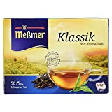 Meßmer Klassik 50 Teebeutel, 87,50 g