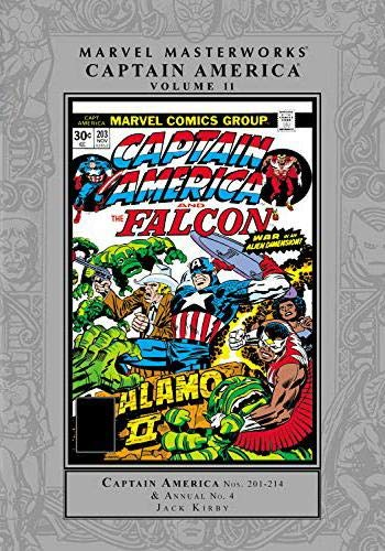 Marvel Masterworks: Captain America Vol. 11