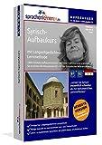 Syrisch-Aufbaukurs mit Langzeitgedächtnis-Lernmethode von Sprachenlernen24.de: Lernstufen B1+B2. Syrischkurs für Fortgeschrittene. PC CD-ROM+MP3-Audio-CD für Windows 8,7,Vista,XP/Linux/Mac OS X