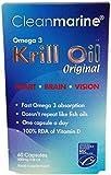 Cleanmarine Krill Oi 500mg 60 Caps