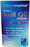 Cleanmarine Krill Oil 60 x 500mg