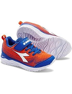 Diadora Flamingo Jr, Zapatillas de Running Para Niños