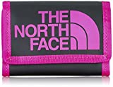The North Face Base Camp Wallet – TNF Black/Luminous Pink, One Size