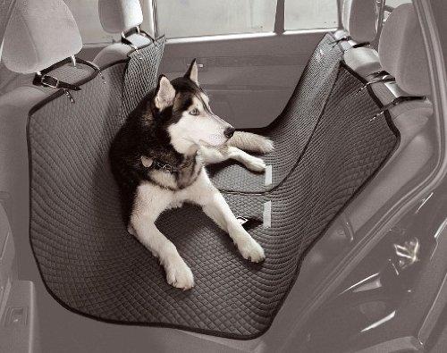 STEPP AUTOSITZ SITZBEZUG SCHONBEZUG Farbe: grau mit schwarzer Einfassung